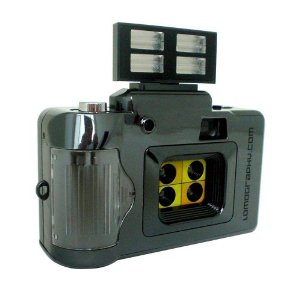 4 lens camera used on ghost hunts
