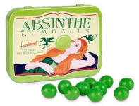 Absinthe Gumballs for sale