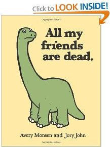 Christmas Book All My Friends Are Dead