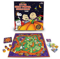 "Board Game Gift Ideas ""It's The Great Pumpkin Charlie Brown"""