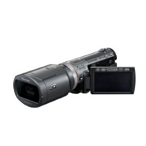 3D camcorder for ghost hunting