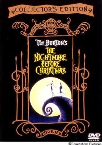 The Nightmare Before Christmas DVD Ghost Hunters Christmas Gift Idea