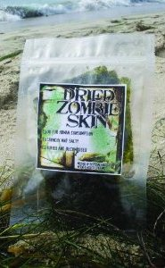 Dried Zombie Skin available for puchase here