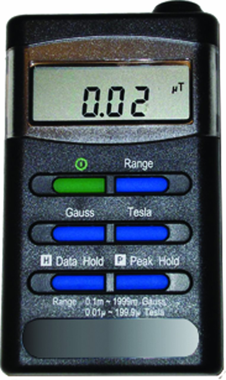 Single Axis Digital EMF Ghost Meter