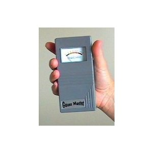 Ghost Hunters Gauss Master EMF Ghost Meter