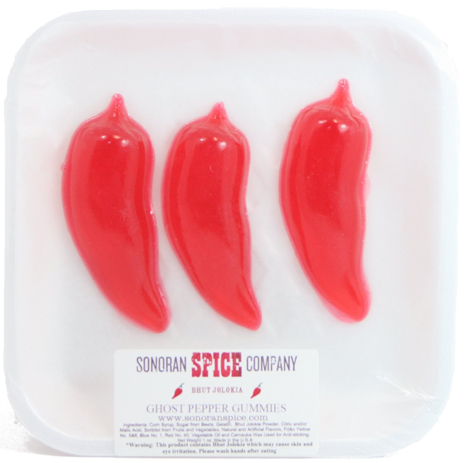 Best ghost hunter gift idea ghost pepper spicy candy