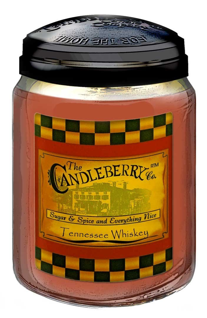 Whiskey Scented Candle Gift Idea 2013