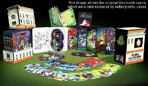 The best ghost hunters gift idea The Real Ghostbusters DVD collection