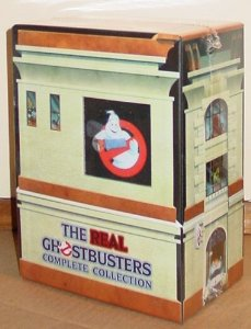 The Real Ghostbusters Cartoon Collection Collectors Edition