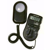 Ghost Hunting light meters.