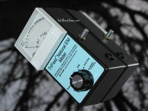 The natural electromagnnetic field meter by Trifield