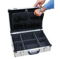 Ghost Hunting Equipment Case with seperators