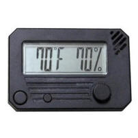 Digtial hygrometers for haunted house investigations