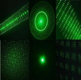 Laser grids used on ghost hunts