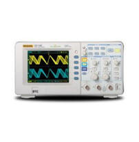 Oscilloscopes used by paranormal investigators