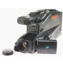 VHS Ghost Hunting cameras