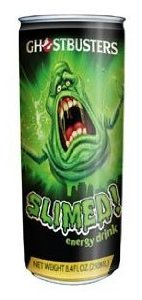 Ghostbusters Slimed Energy Drink, buy from our store