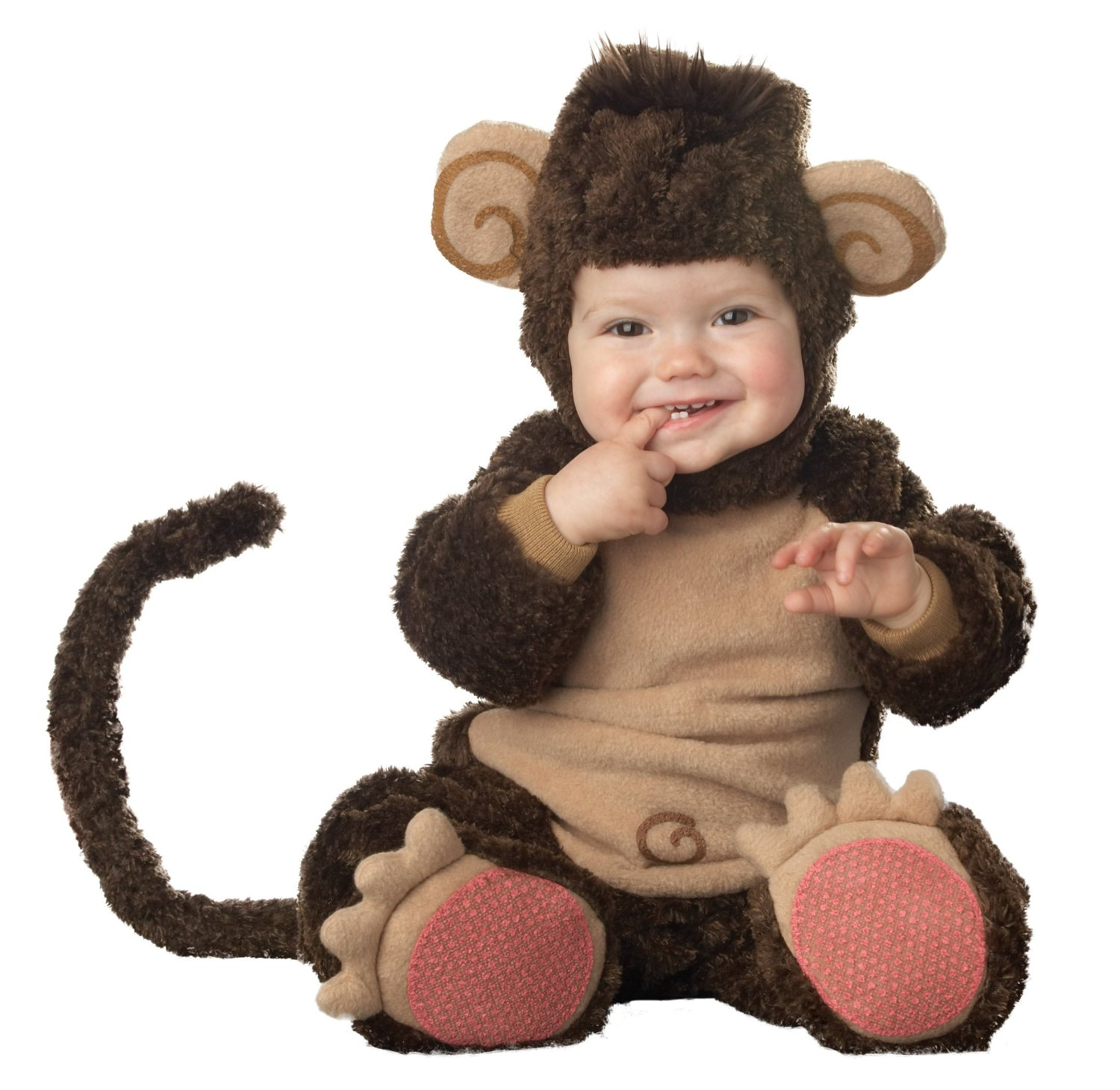 The Best Baby Halloween Costume of 2012 Monkey