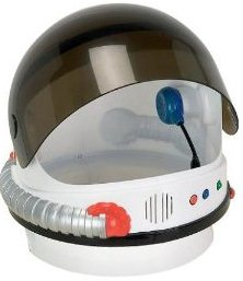 Best Kids Halloween Costume of 2012 Astronaut Helmet with Movable Visor Accessory