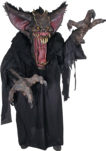 The Largest Halloween Mask of 2012 Bat Monster