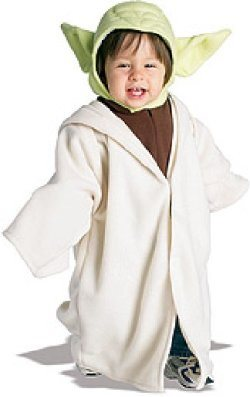 Best baby Halloween costume of 2013 Yoda