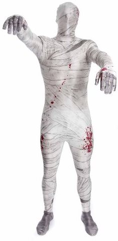 Classic Halloween Mummy Costume for 2013