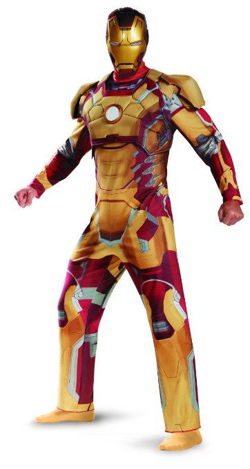 Iron Man 3 Halloween Costume 2013 for Sale