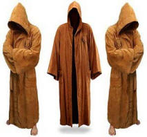 Jedi Robe Christmas Gift for Ghost Hunters