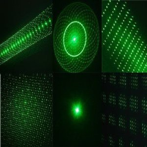 Laser grid shown as used on a ghost hunt