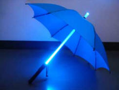 Light Up Umbrella for Christmas 2011