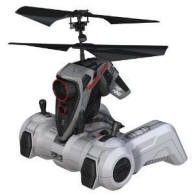 Flying night vision cameras for paranormal investigations.