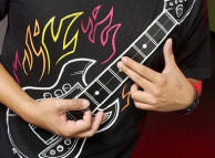 Playable Guitar Shirt Gift