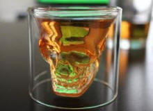 Skull Shot Glass Gift Set