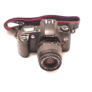 SLR cameras in digital or 35mm for ghost hunting