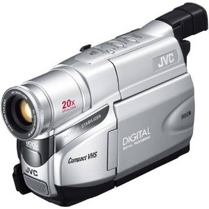 S-VHS Video Camera