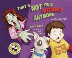 Zombie Childrens Book for Christmas 2011