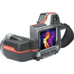 Thermal imaging video camera for ghost hunting
