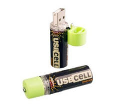 Rechargeable USB Battery for Christmas Gift
