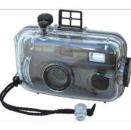 Water proof cameras for lake monster investigations