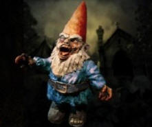 Zombie Garden Gnome for sale